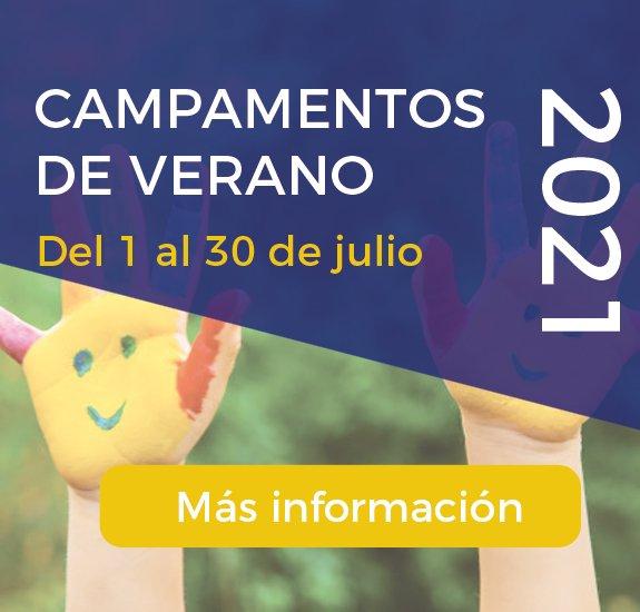 Ver Campamentos de Verano 2021